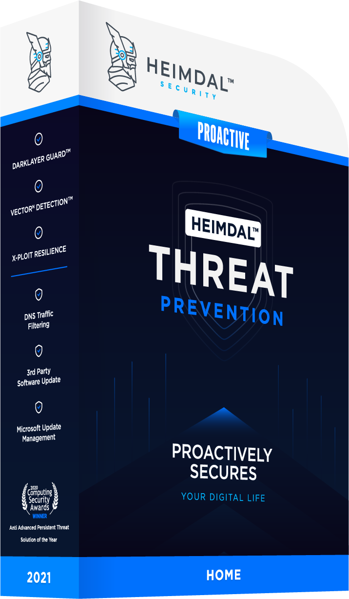 Heimdal™ Threat Prevention Home