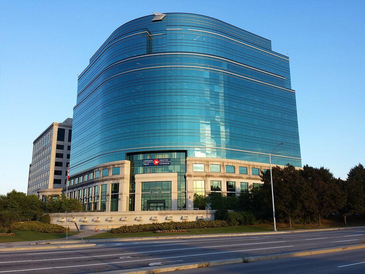 Canada Post headquarters in Ottawa