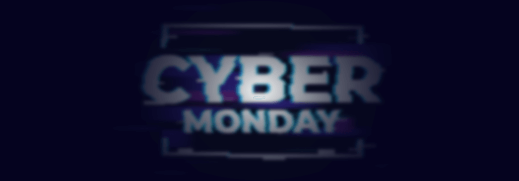 Cyber Monday shopping cover image