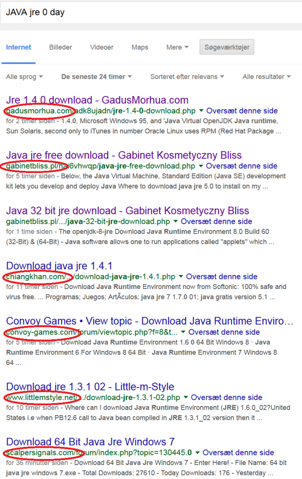 Blackhat SEO Campaign Passes Around Malware to Unsuspecting Users (1)