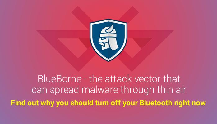 Blueborne-attack
