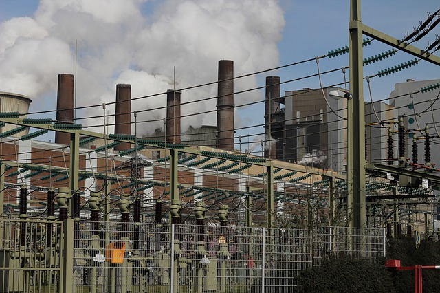 Carbon power plant cyber attacks