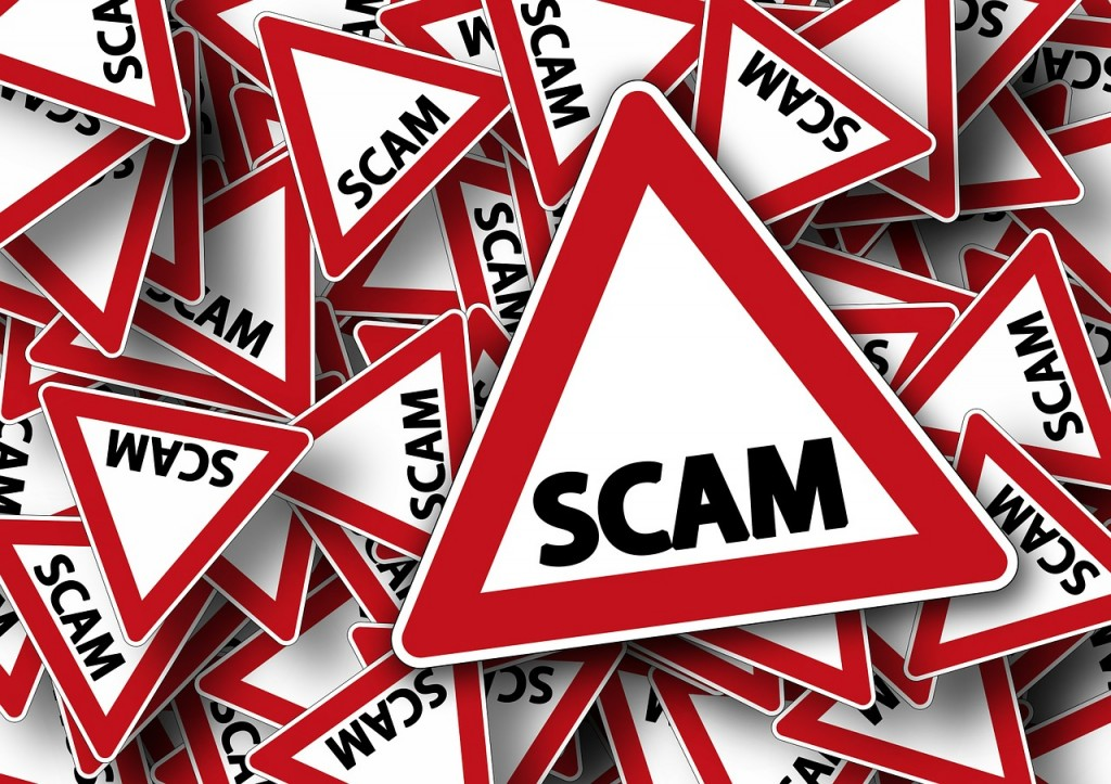 Common scam tricks & tactics