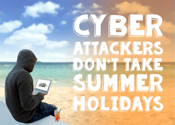 Cyber Security for Travelers - How Not to Get Burned This Summer [Heimdal Security]