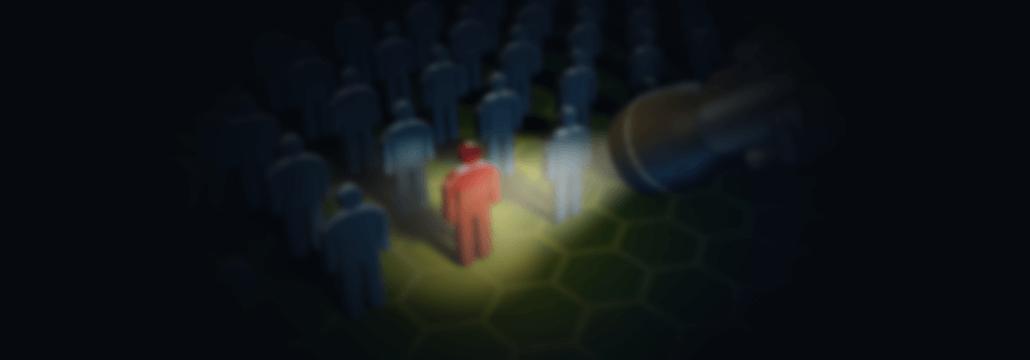 internal threats - concept image