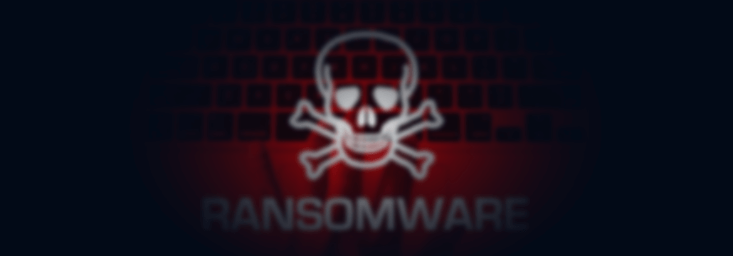 Petya ransomware - concept image