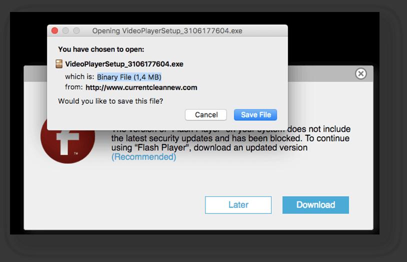 FB malware Firefox