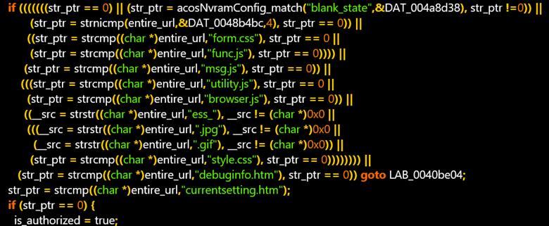 Netgear Pseuedo-code-in-HTTPd heimdal security