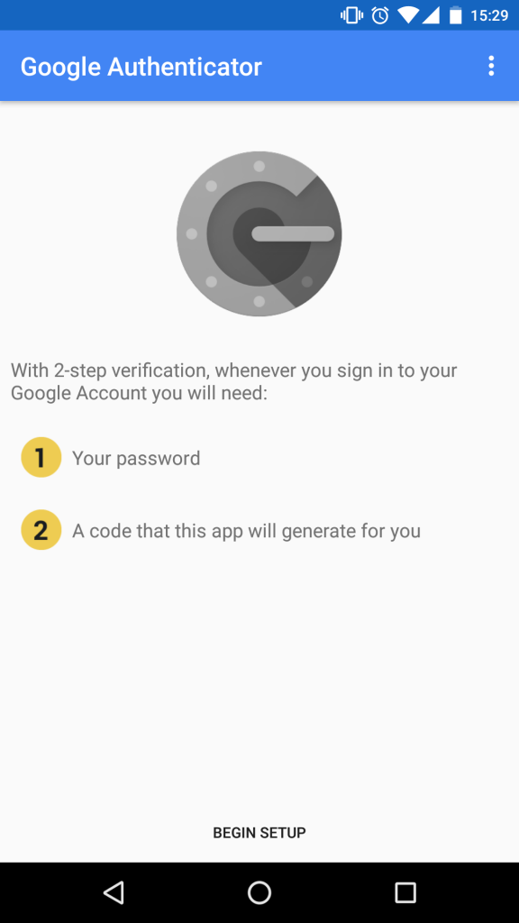 google authenticator apk for windows