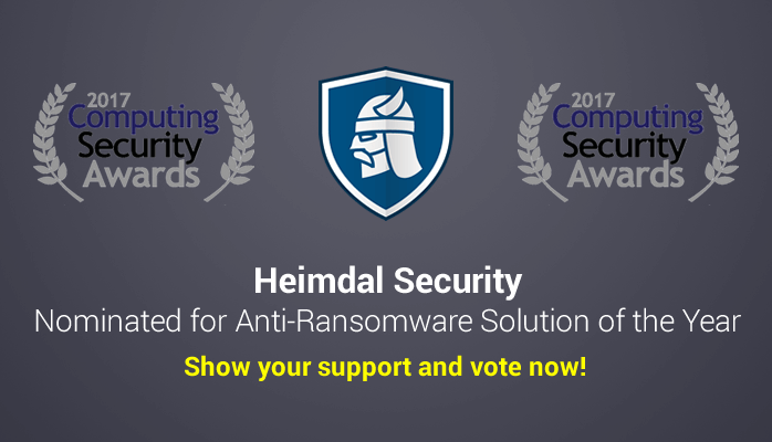 Heimdal-security-anti-ransomware-solution-of-the-year-2017