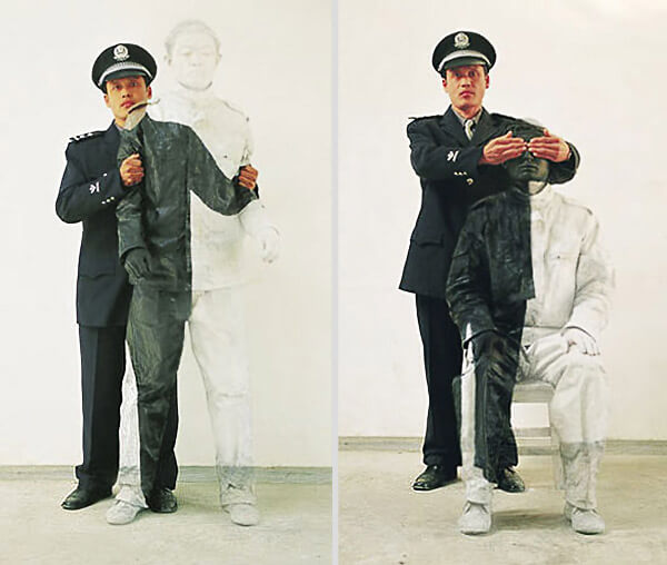 liu bolin art