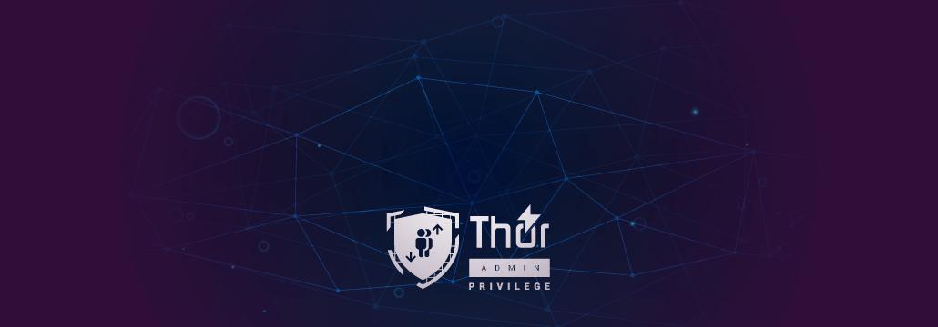 thor admin privilege logo cover