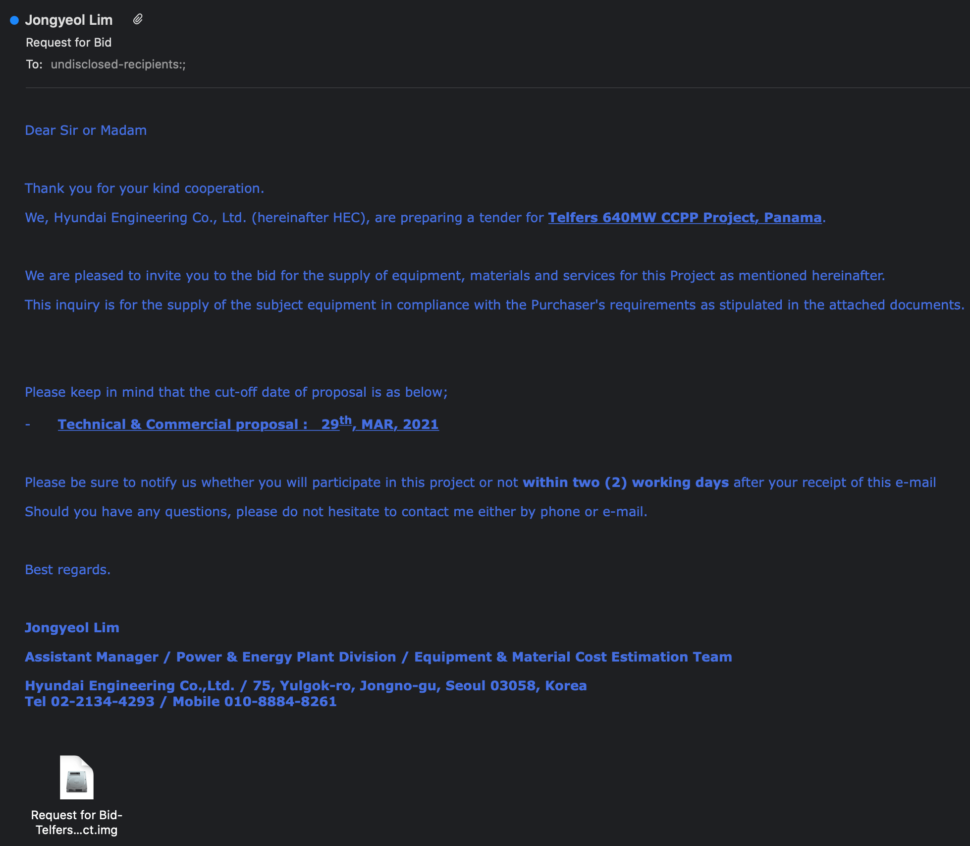 spear-phishing campaign example heimdal security