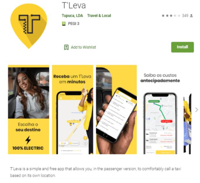 T Leva app heimdal