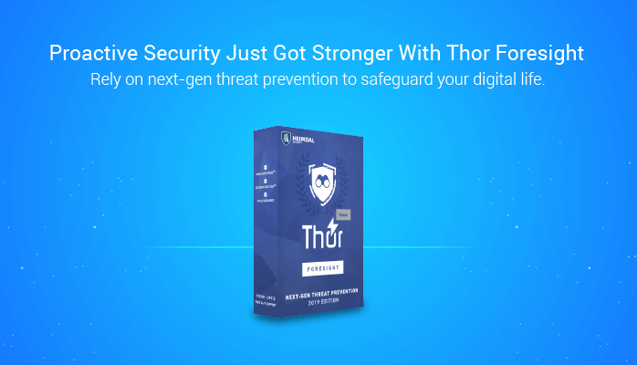 Thor-foresight-security-product