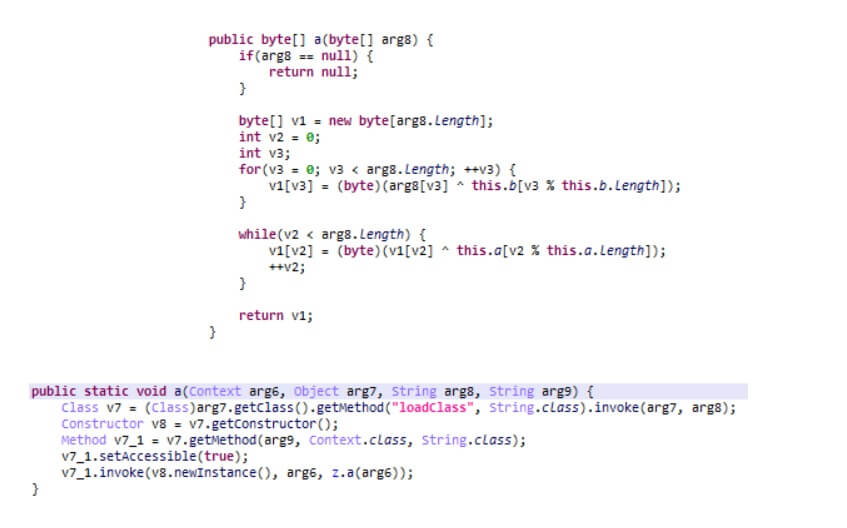 Trojan Triada malware