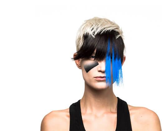 anti face makeup surveillance art
