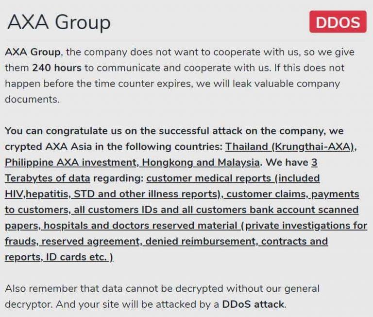 avaddon-ransomwarefrench-insurance-axa heimdal security