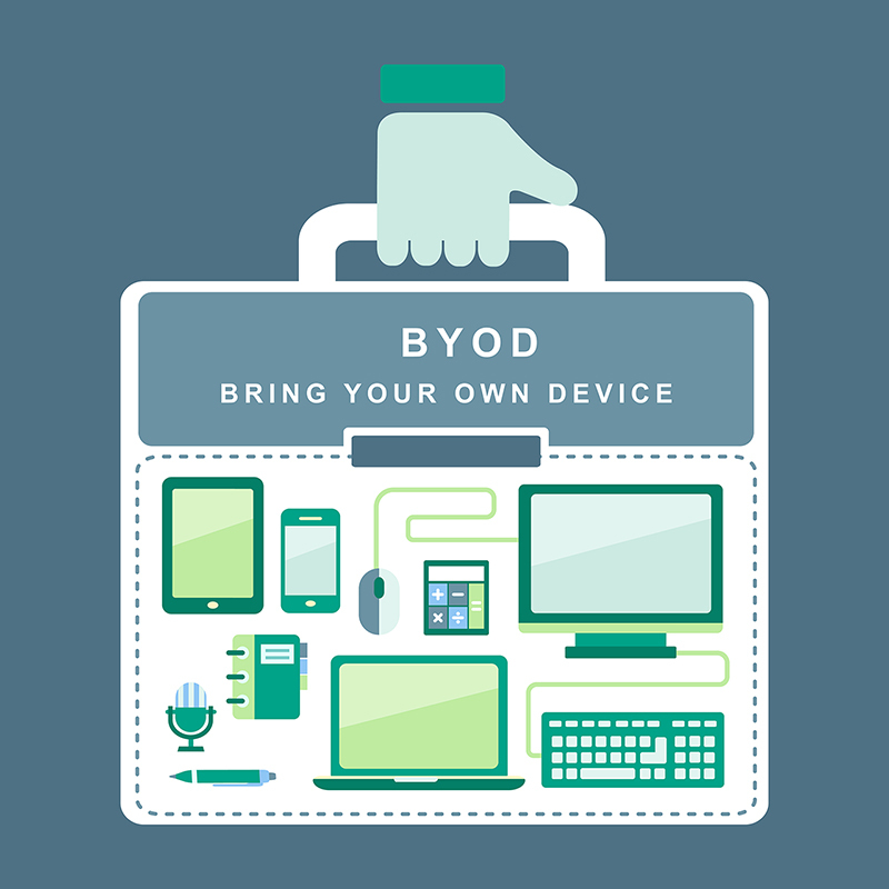 The 11 step guide to byod security how to avoid getting fired for Mobile device management policy template