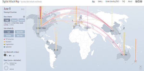 digital attack map June 8 2015