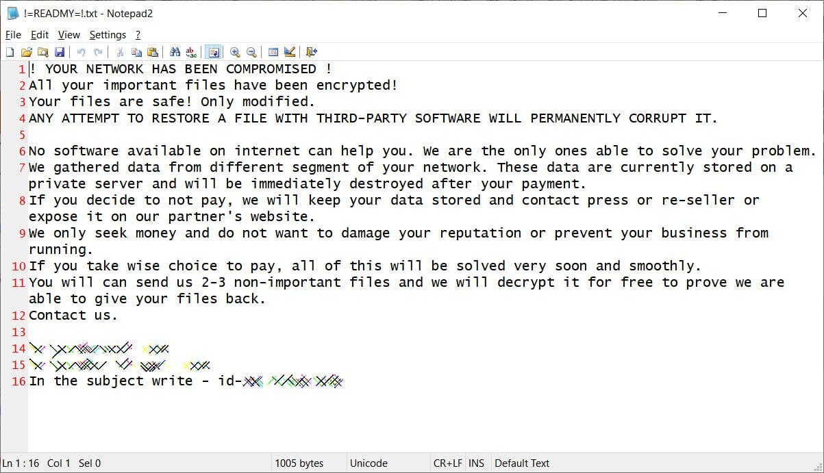 ever101-ransom-note heimdal security