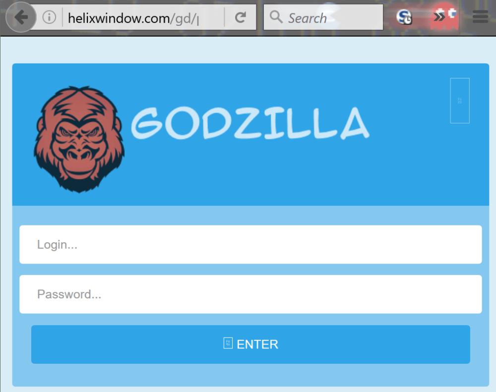 godzilla-login