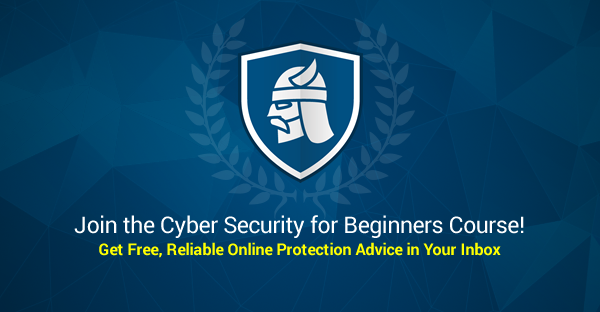 Announcing The Free Cyber Security For Beginners Course