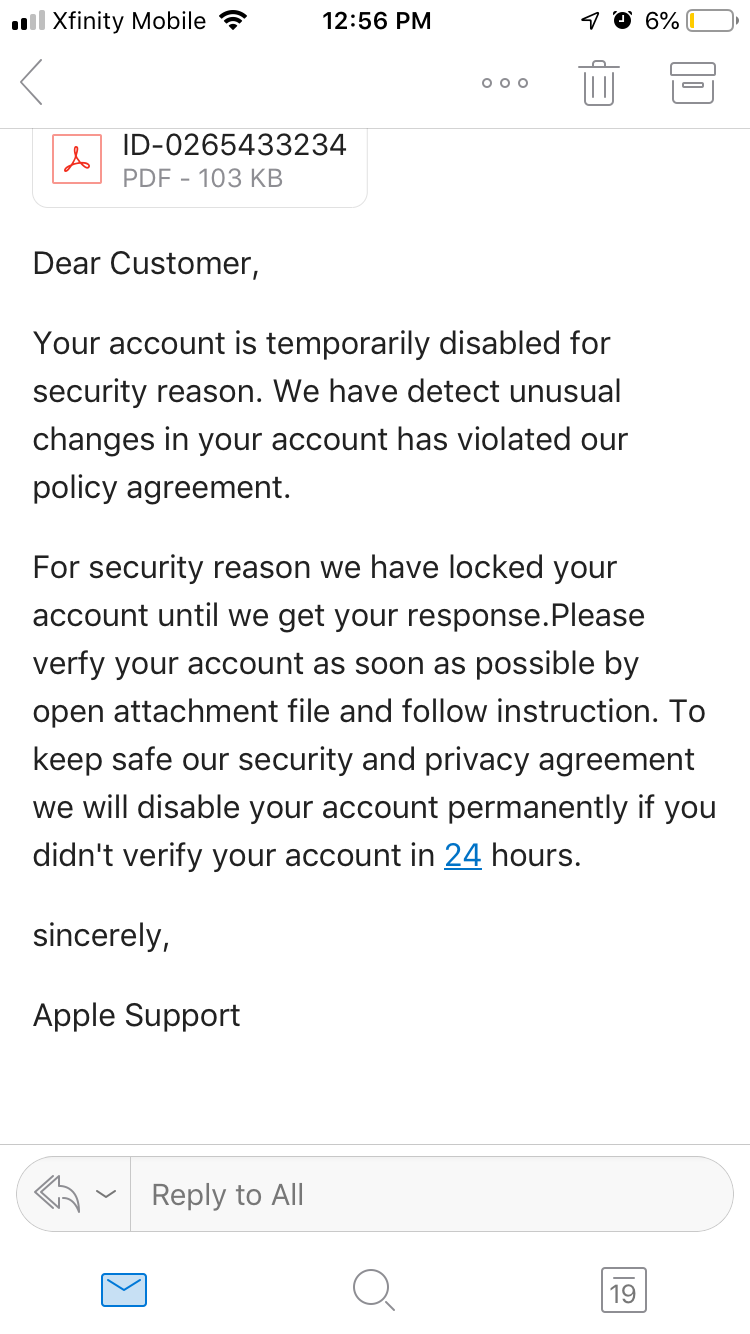 How to Easily Spot and Avoid Apple ID Phishing Scams