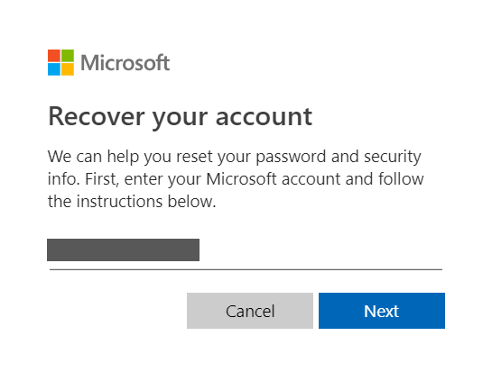 How to Recover Your Gmail, Facebook or Yahoo Account