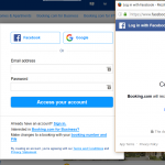 log in with facebook permissions