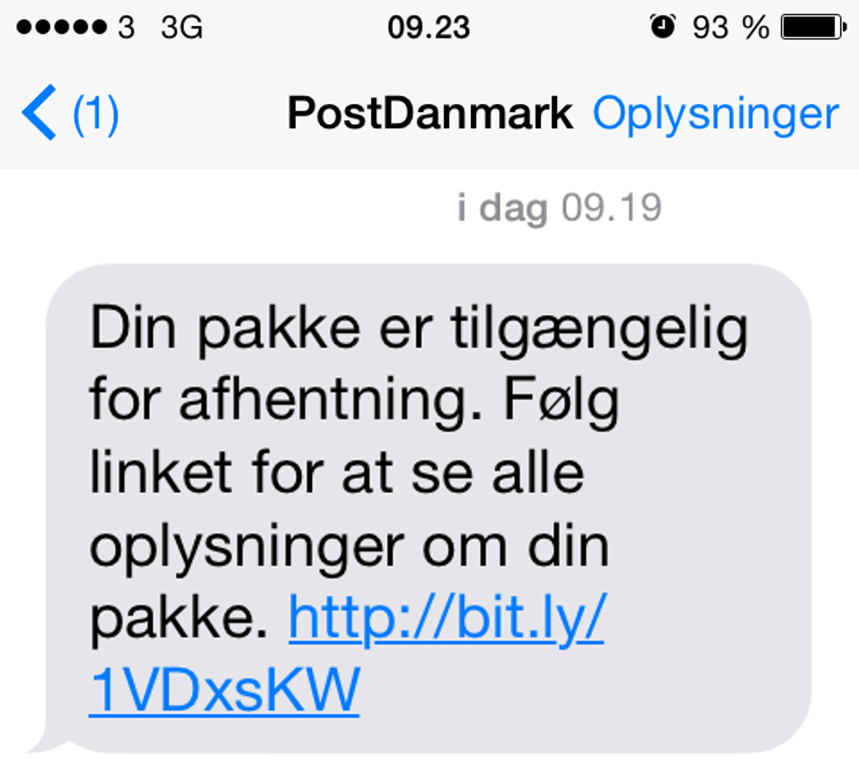 new android malware post denmark