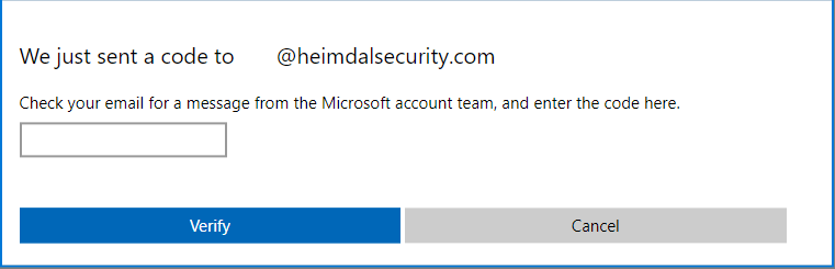 microsoft account hacked