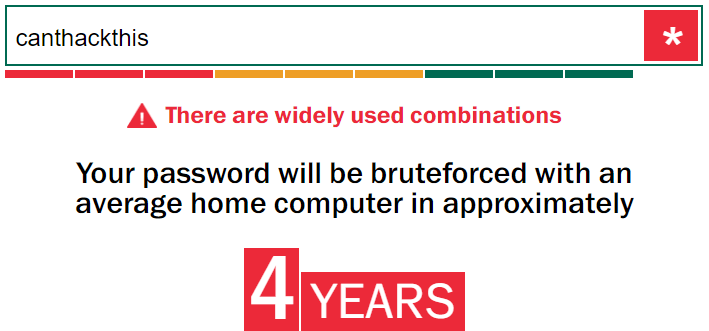 triple des against a brute force attack computer science essay And offer good defenses against various attack  timings of a network server on another computer  faster than a brute-force attack by a factor.