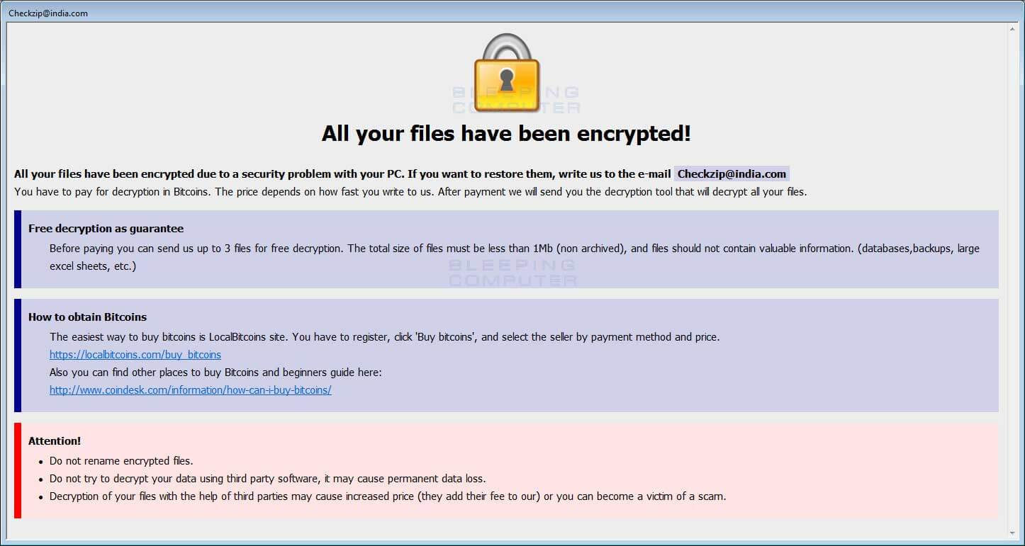 Security Alert: Attackers Using Brute-Force to Spread Ransomware
