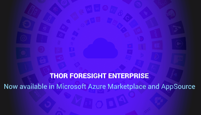 Thor-foresight-enterprise-microsoft-azure-marketplace-appsource-social