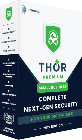 Thor Premium Small Business Security